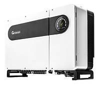 Сетевой солнечный инвертор GROWATT MAX50 KTL3 LV (50кВт, 3-фазный, 6 МРРТ)