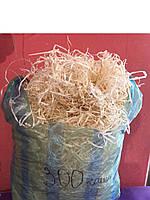Декоративное сено  наполнитель 300 грамм