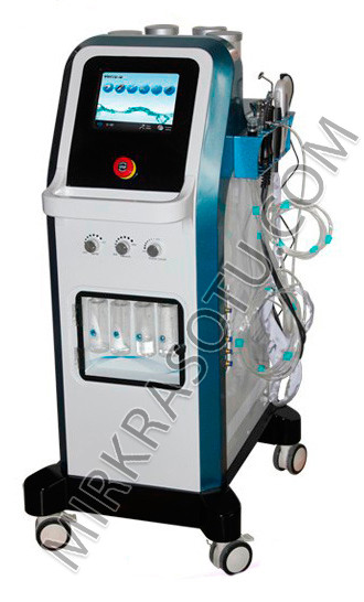 Аппарат газожидкостного пилинга  jet peel 7 in 1 H600