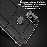 Чохол TPU Military + Скла для Xiaomi Redmi Note 7 / Note 7 Pro /, фото 5