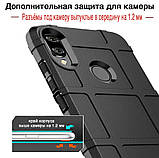 Чохол TPU Military + Скла для Xiaomi Redmi Note 7 / Note 7 Pro /, фото 2