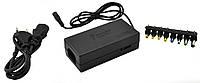 Універсальне зарядне для ноутбука Power XWB-120W + перехідники