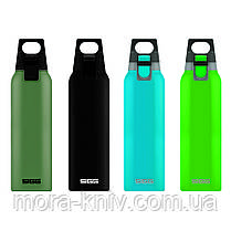 Термос SIGG original Flask Hot & Cold ONE Green 500 мл. Зеленая (8694.10), фото 3