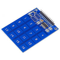 Сенсорна клавіатура TTP229, 16 кнопок