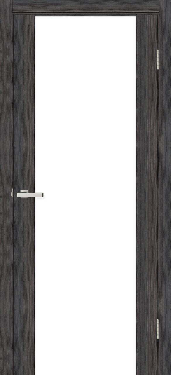 Двері міжкімнатні Оміс Cortex Gloss triplex молочний