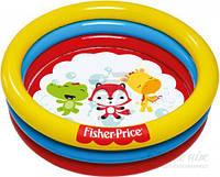 Бассейн надувной Fisher Price 91х25 см T22189309