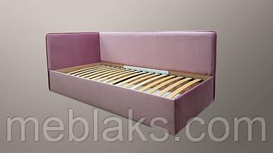 Угловая кровать Оушен 90х200 см.