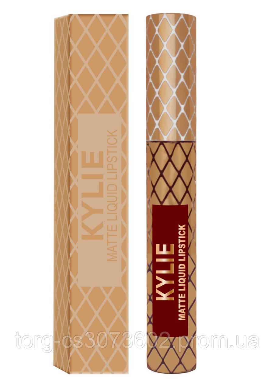 Матовая помада для губ - Kylie Cosmetics Matte Liquid Lipstick