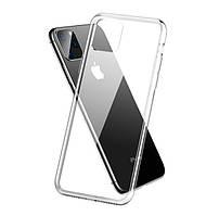 Прозрачный силиконовый чехол для Apple iPhone 11 Pro Max