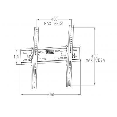 Кронштейн Vinga TM20-4451 .
