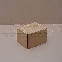 Картонные коробки для чашек 115*100*85 крафтовые, фото 1