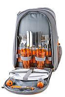 Рюкзак холодильник «Green Camp» GC1442 для пикника на 4 персоны