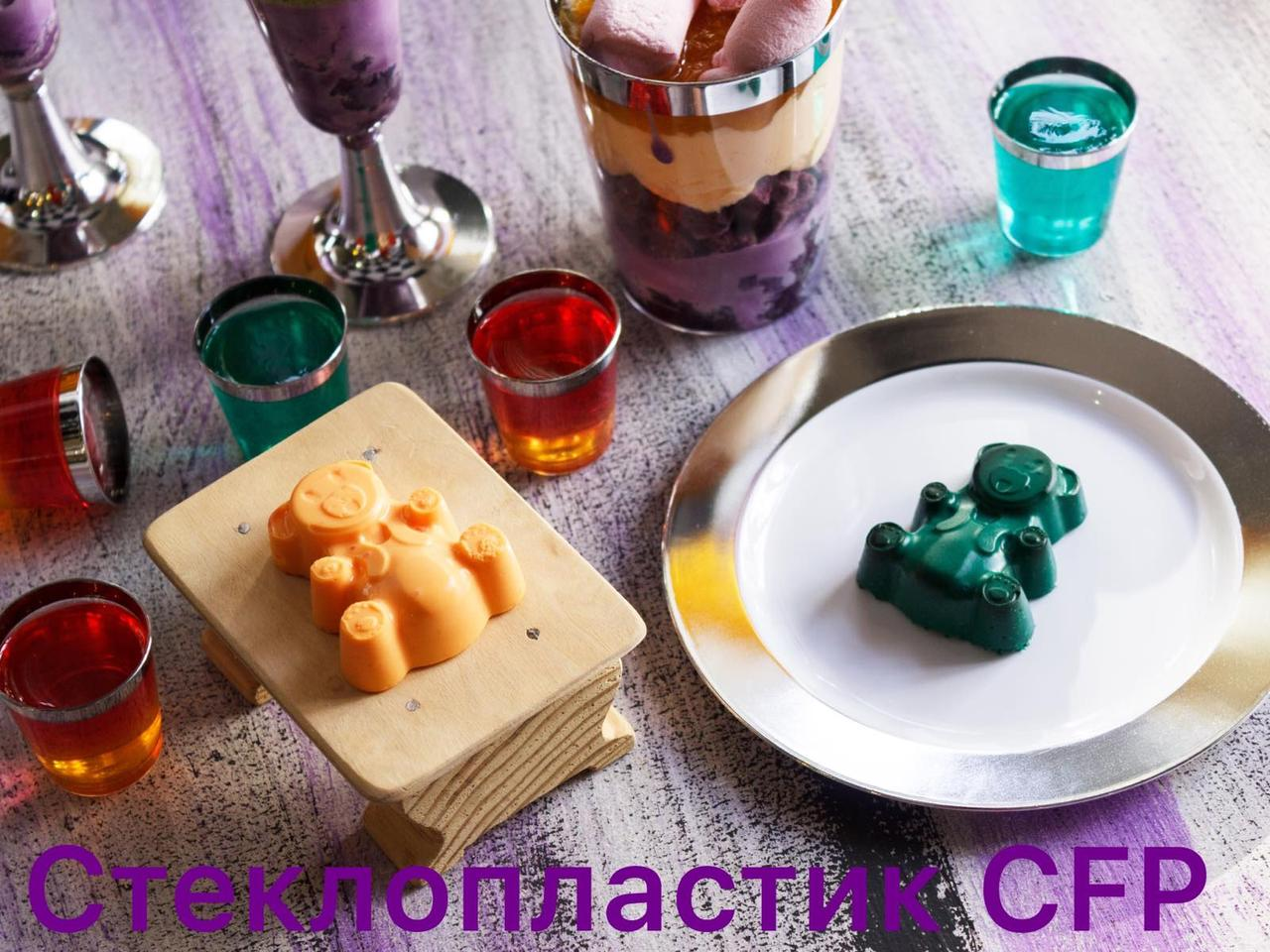 Тарелки одноразовые десертные для фуршета и кейтеринга 155 мм 6 шт Capital For People