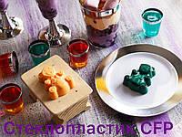 Пластиковые тарелки десертные 6 шт 155 мм для фуршета и кейтеринга Capital For People, фото 1