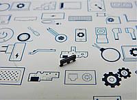 Кнопка включения Xiaomi Redmi 7 черная Сервисный оригинал с разборки