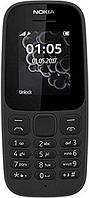 Мобильный телефон Nokia 105 2017 Single Sim black (официальная гарантия)