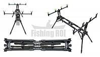 Подставка для удочек род-под карповый Rod Pod Fishing Roi Fast Carp black