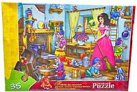 Пазл Danko Toys Мягкие пазлы для малышей DANKO TOYS SKU_6610