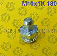 Пресс-масленка по ГОСТ 19853-74, DIN 71412 М10х1К, фото 1