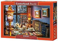 """Пазл Castorland Пазлы """"Чаепитие зимним вечером"""", 1000 эл. CASTORLAND (C-104116) SKU_C-104116"""