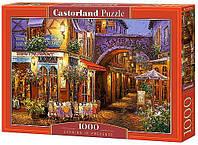 Пазл Castorland Пазлы на 1000 деталей «Вечер в Провансе» CASTORLAND (C-104123) SKU_C-104123