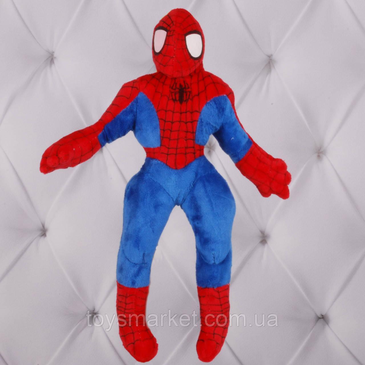 "Мягкая игрушка Человек паук, Spiderman, Спайдермен, плюшевая игрушка ""Spider-Man"""