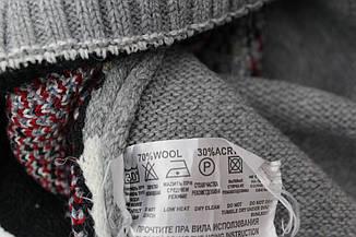 Шерстяні жіночі светри новорічні оптом і в роздріб G 4345, фото 3