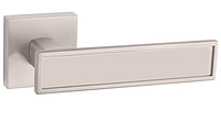 Ручка дверная Tupai LINA 3 3039Q никель матовый (Португалия)