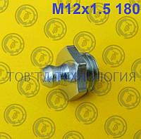 Пресс-масленка по ГОСТ 19853-74, DIN 71412 М12х1.5К, фото 1