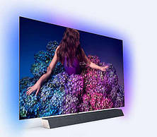 Телевізор Philips 65OLED934/12 (PPI 5000, UltraHD 4K, Dolby Vision, Perfect Natural Motion, Android TV 9, HDR), фото 2