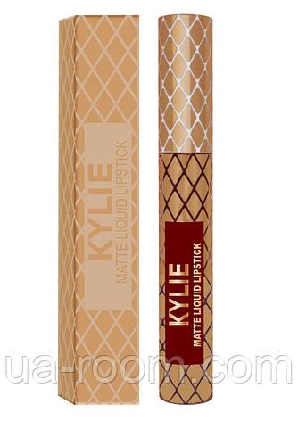 Матовая помада для губ - Kylie Cosmetics Matte Liquid Lipstick, фото 2