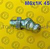 Прес-маслянка по ГОСТ 19853-74, DIN 71412 М6х1К 45