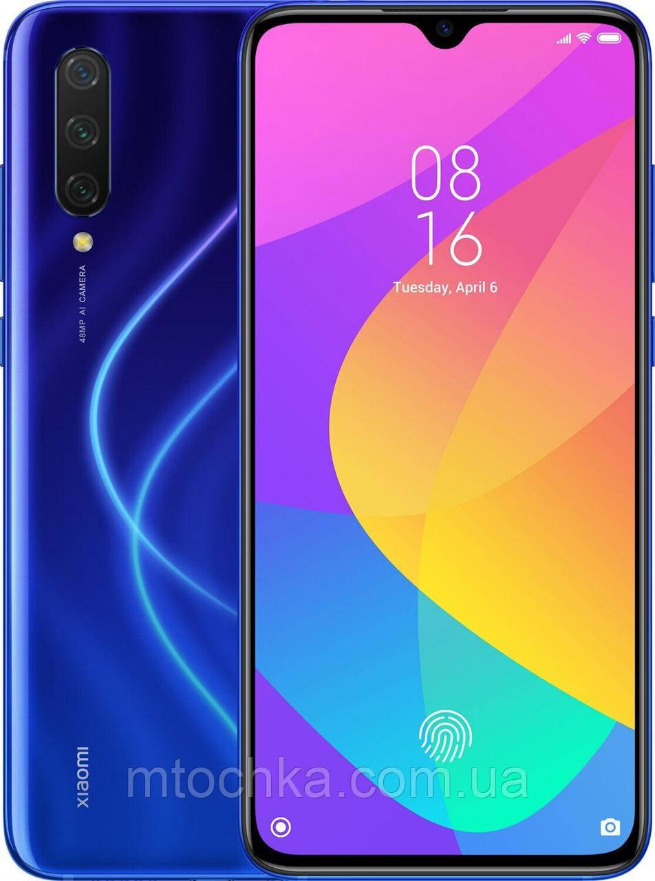 Телефон Xiaomi MI 9 Lite 6/64GB Aurora Blue, фото 1