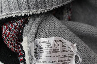 Шерстяні жіночі светри новорічні оптом і в роздріб G 4123, фото 3