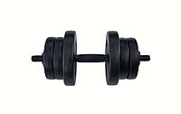 Гантель композитная RN-Sport 11 кг - 1 шт, фото 1