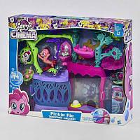 Игровой набор Замок Пони cо светом, звуком, пузырьками, сценой заполняющейся водой R182740