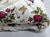 Одеяло из овчины/Одеяло полуторное/Одеяло шерстяное зимнее/Одеяло в ткани Бязь/одеяло150х210(разные цвета)