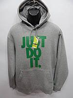 Мужская теплая толстовка Nike оригинал р.52 012SMT