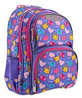 "Рюкзак шкільний YES  S-30 Juno ""Loving Cats"""