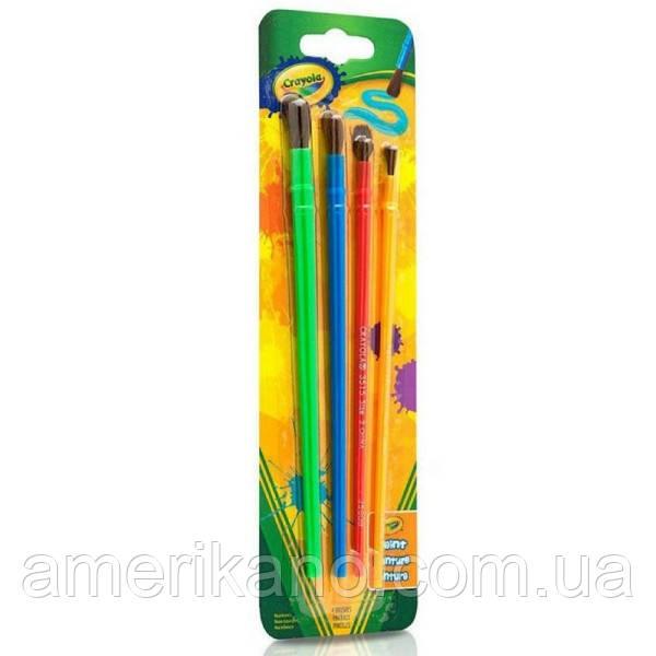 Кисточки для рисования Crayola из США