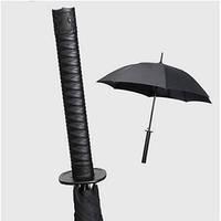 Зонт мечь Самурая - зонт катана. Трость., купол 102см., длина 99 см.