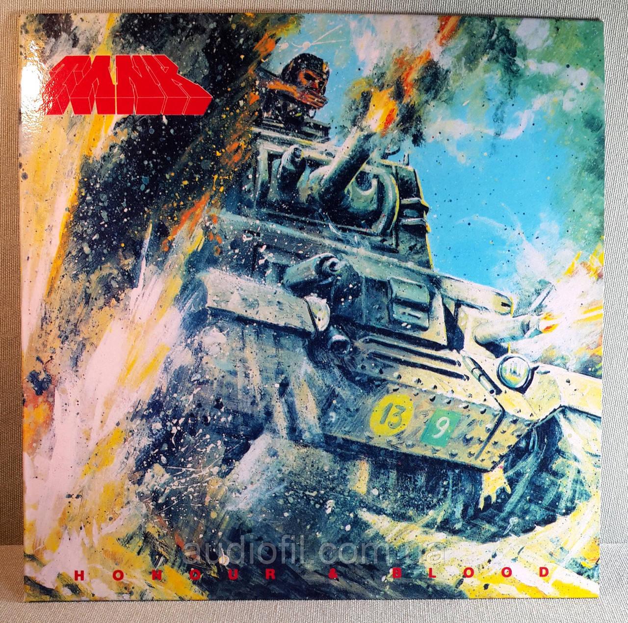 CD диск Tank - Honour & Blood, фото 1