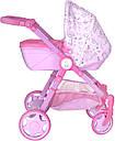 Коляска для кукол Беби Борн Променад Делюкс Baby Born Zapf Creation 1423577, фото 2