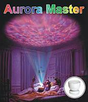 Проэктор Северное сияние 7 цветов. Aurora Master, 13,5 см.