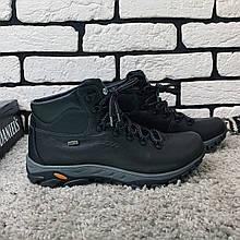 Зимние ботинки (на меху) мужские ECCO (реплика) 13040 ⏩ [ 43,44,45 ]