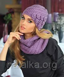 Объемные шапки и стильные береты — создайте модный образ для этой зимы. Приобретайте оптом и в розницу