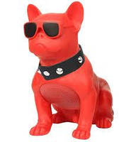 Портативна колонка Bluetooth SPS CH-M10 Black DOG