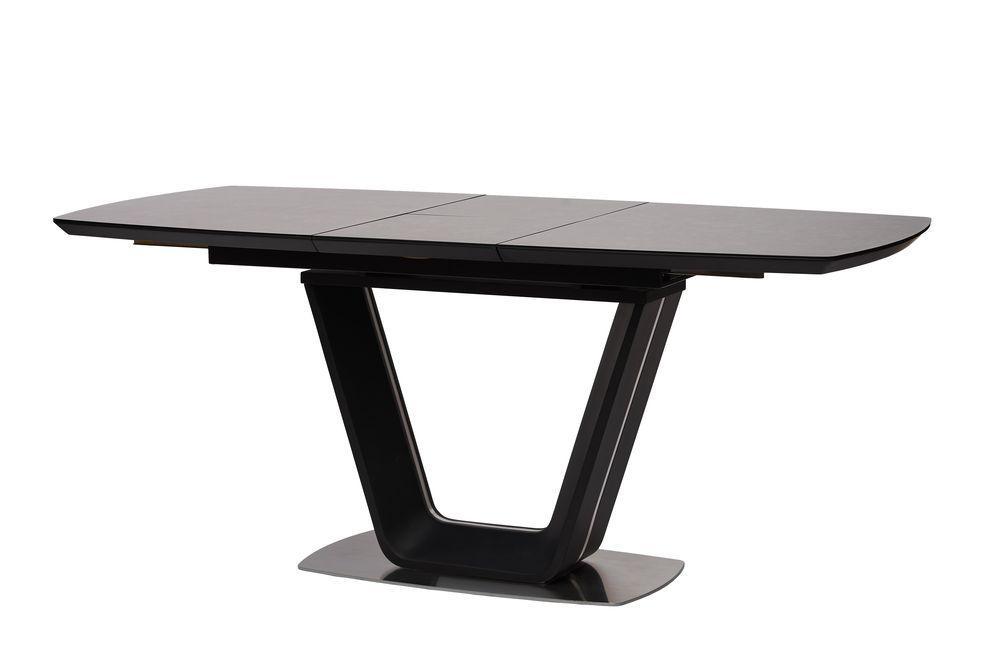 Раскладной стол GLOUCESTER (Глостер) темно-серый 140/180 от Concepto