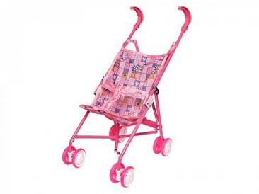 """Детская коляска для кукол """"Фея ТехноК"""""""