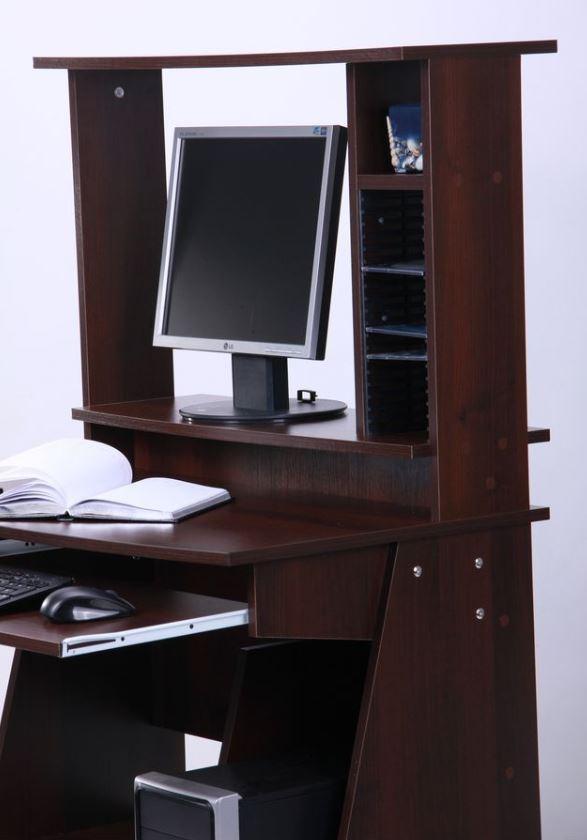 Стол компьютерный СК500 орех темный (Фото 6)